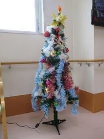 せせらぎの里鹿児島南 (続)クリスマス飾付け